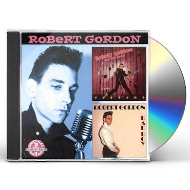 Robert Gordon ROCK BILLY BOOGIE / BAD BOY CD