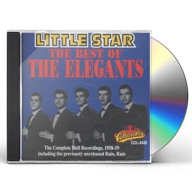Best of the Elegants CD