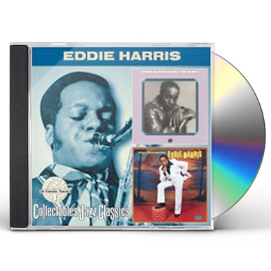 VERSATILE EDDIE HARRIS / SINGS THE BLUES CD