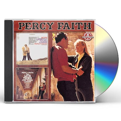 Percy Faith MORE THEMES FOR YOUNG LOVERS / LATIN THEMES FOR CD