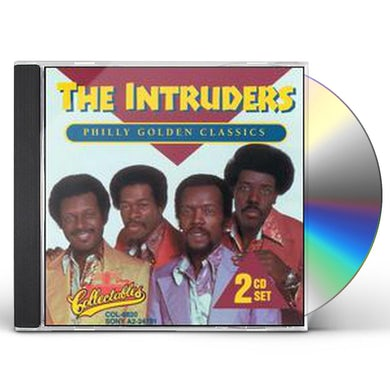 Intruders PHILLY GOLDEN CLASSICS CD