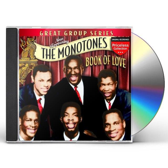Monotones BOOK OF LOVE CD