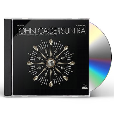 John Cage COMPLETE PERFORMANCE CD