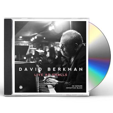 David Berkman LIVE AT SMALLS CD