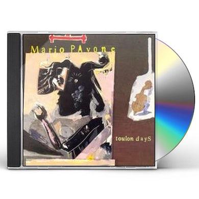 Mario Pavone TOULON DAYS CD