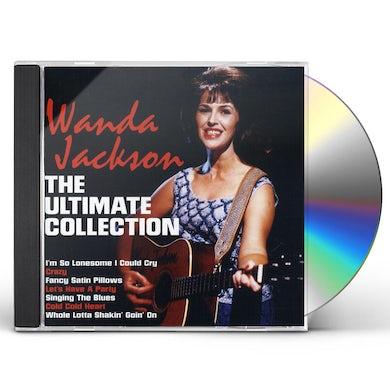 Wanda Jackson ULTIMATE COLLECTION CD