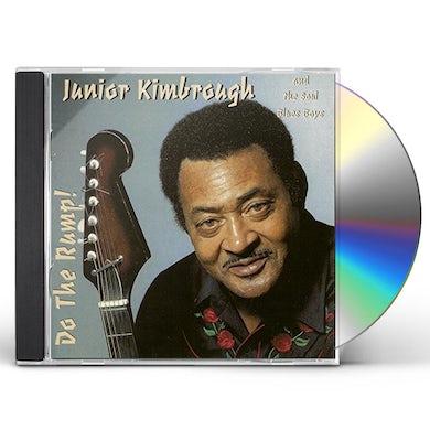Junior Kimbrough DO THE RUMP CD