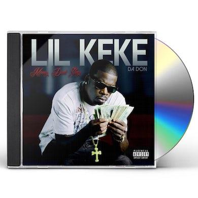 Lil Keke MONEY DON'T SLEEP CD