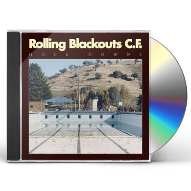 Rolling Blackouts Coastal Fever HOPE DOWNS CD