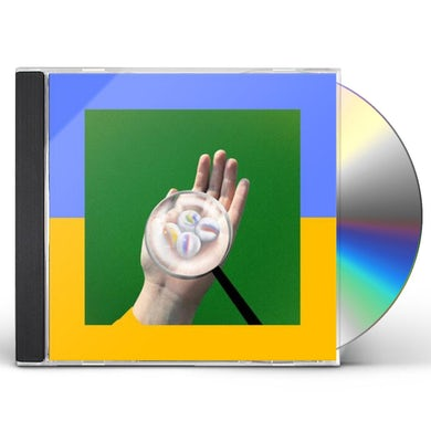 Frankie Cosmos CLOSE IT QUIETLY CD