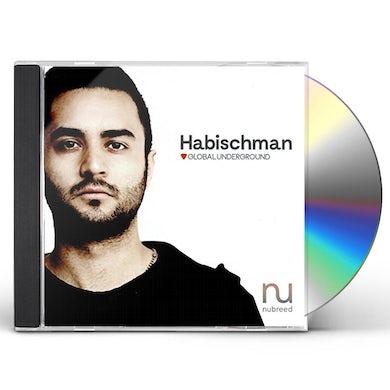GLOBAL UNDERGROUND: NUBREED 9 - HABISCHMAN CD