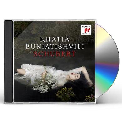 Schubert / Buniatishvili KHATIA BUNIATISHVILI PLAYS SCHUBERT CD