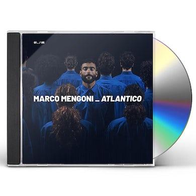 Marco Mengoni ATLANTICO: 01/05 ATTRAVERSO LA GENTE CD