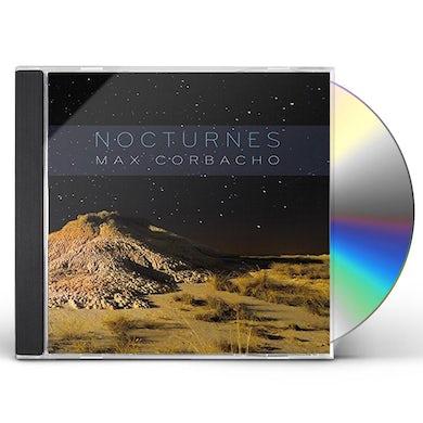 Max Corbacho NOCTURNES CD
