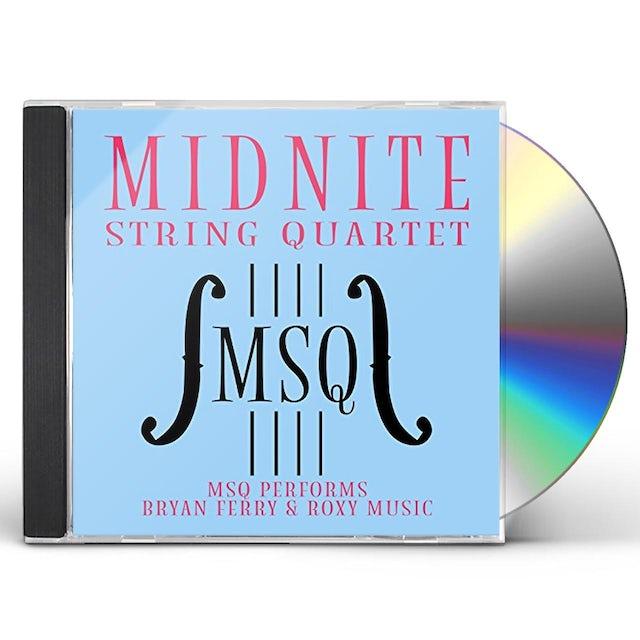 Midnite String Quartet MSQ PERFORMS BRYAN FERRY & ROXY MUSIC (MOD) CD