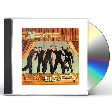 *NSYNC NO STRINGS ATTACHED (20TH ANNIVERSARY EDITION) Vinyl Record