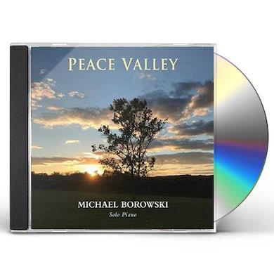 Michael Borowski PEACE VALLEY CD