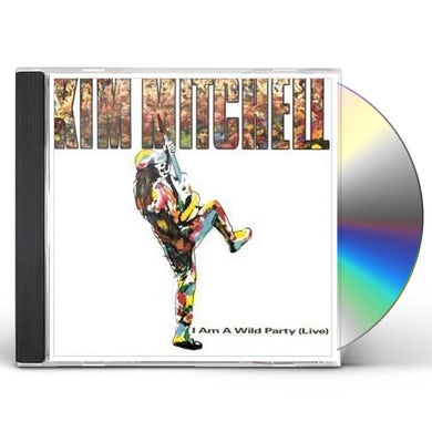 Kim Mitchell I AM A WILD PARTY LIVE CD