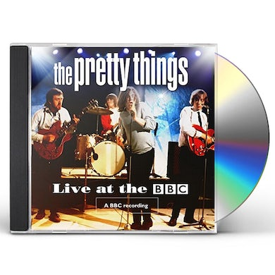 The Pretty Things LIVE AT THE BBC CD
