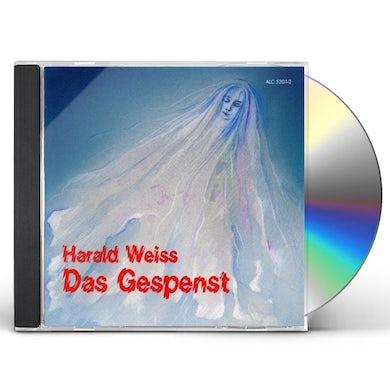Weiss DAS GESPENST CD