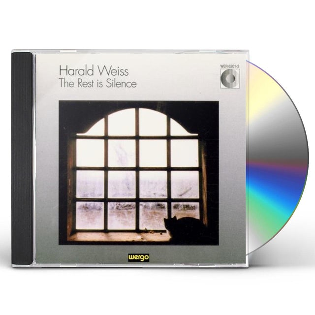 Weiss REST IS SILENCE CD