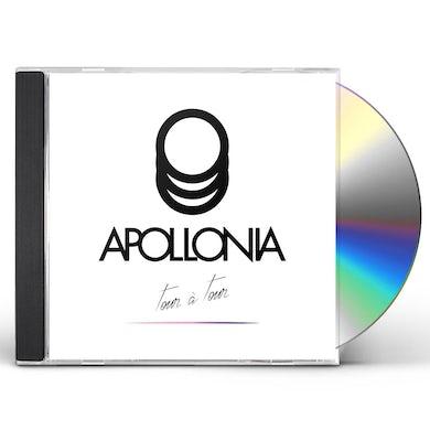 Apollonia TOUR A TOUR CD
