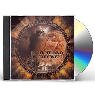 Steve McDonald HIGHLAND FAREWELL CD