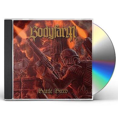 Bodyfarm BATTLE BREED CD