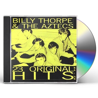 Billy Thorpe IT'S ALL HAPPENING CD