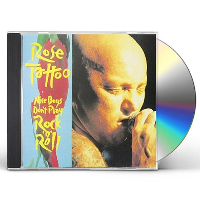 Rose Tattoo NICE BOYS DON'T PLAY ROCK N ROLL CD
