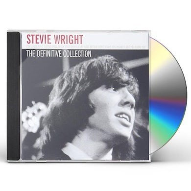 Stevie Wright DEFINITIVE COLLECTION CD