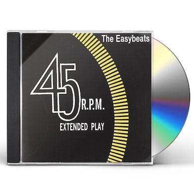 Easybeats EXTENDED PLAY CD