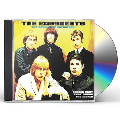 Easybeats DEFINITIVE ANTHOLOGY CD