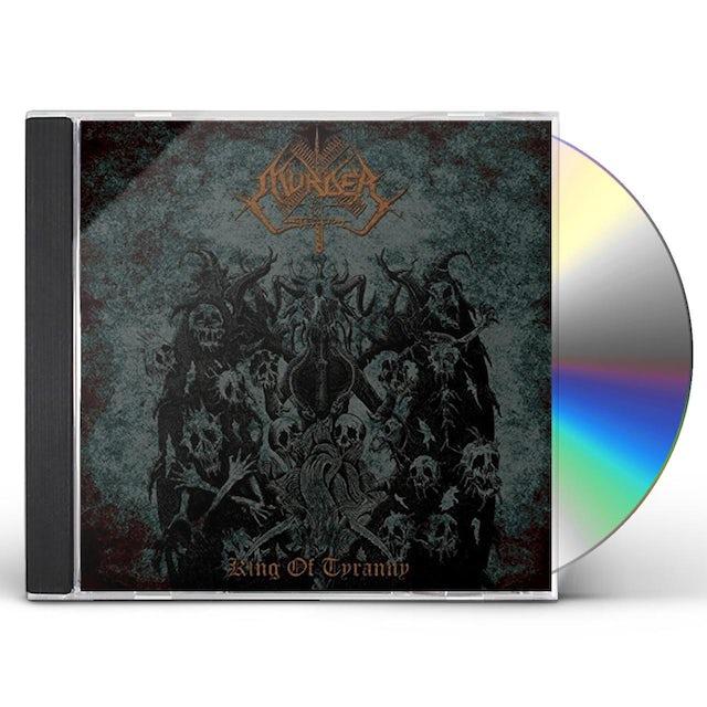 Murder KING OF TYRANNY CD