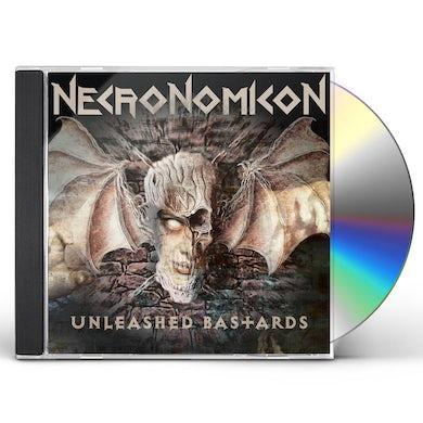 Necronomicon UNLEASHED BASTARDS CD