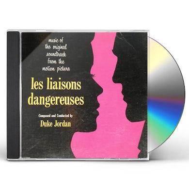 Duke Jordan LES LIAISOND DANGEREUSES CD