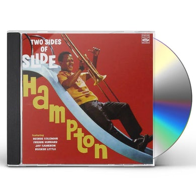 TWO SIDES OF SLIDE CD
