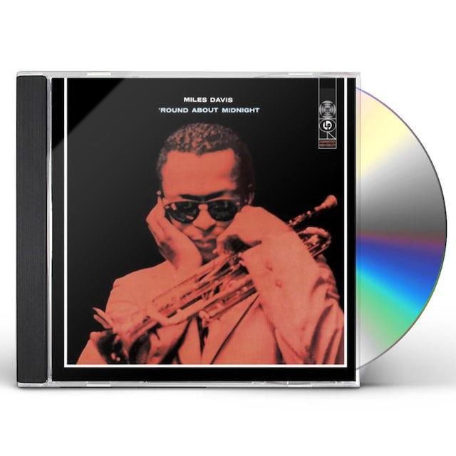 Miles Davis 'ROUND ABOUT MIDNIGHT CD