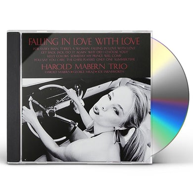 Harold Mabern FALLING IN LOVE WITH LOVE CD