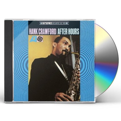 Hank Crawford AFTER HOURS CD