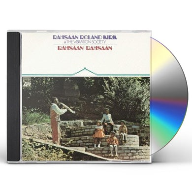 Roland Kirk RAHSAAN RAHSAAN CD