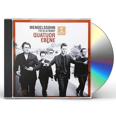 Quatuor Ebene MENDELSSOHN FELIX & FANNY CD