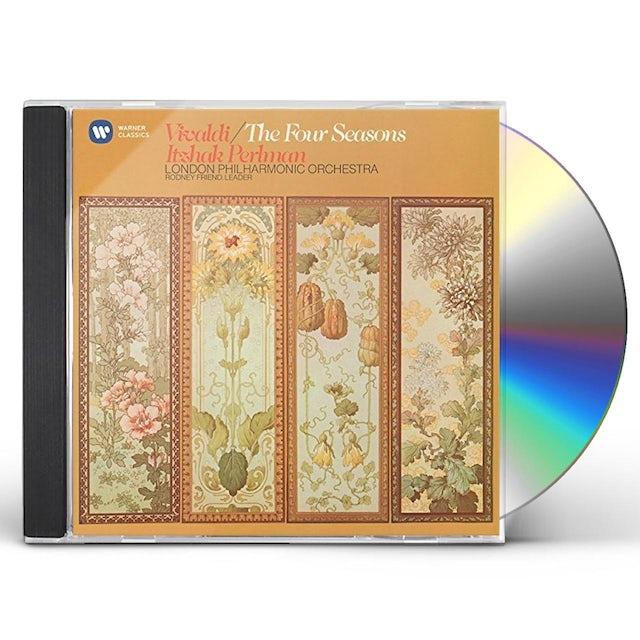 Itzhak Perlman VIVALDI: FOUR SEASONS CD