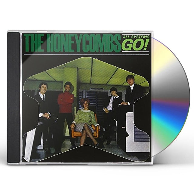Honeycombs ALL SYSTEMS GO CD