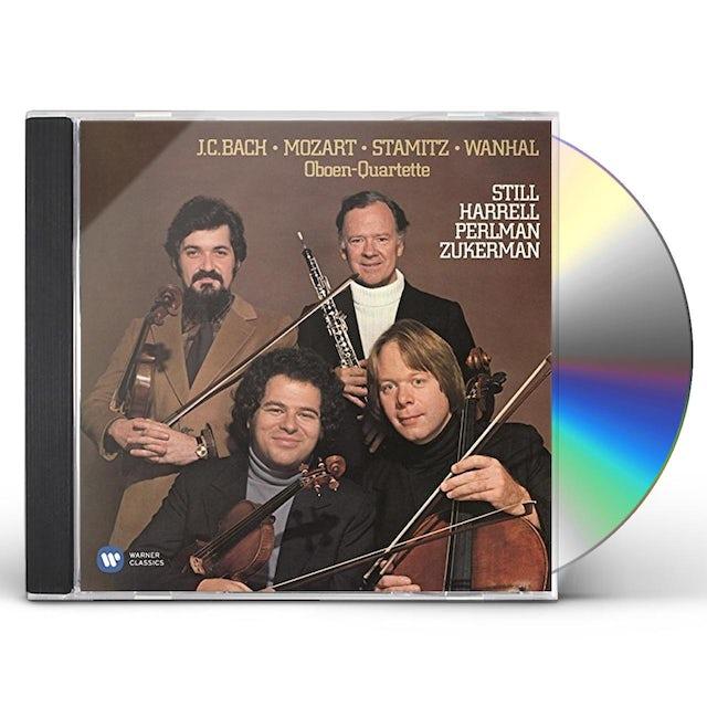 Itzhak Perlman BAROQUE ALBUM CD