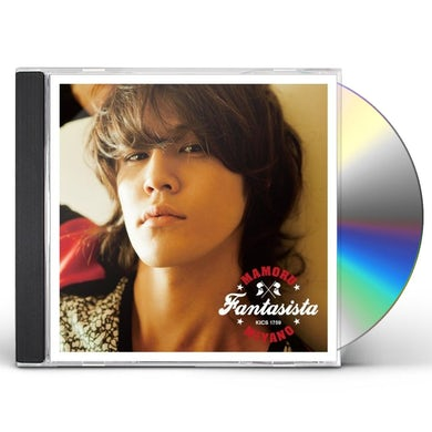Miyano Mamoru FANTASISTA CD