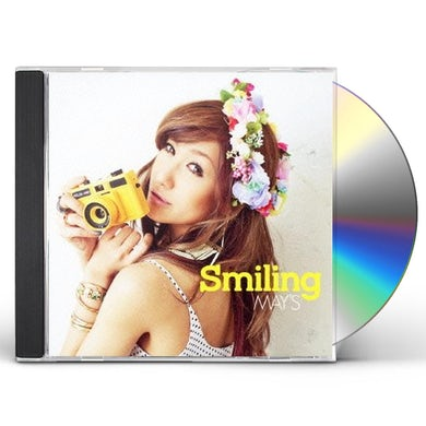 MAY'S SMILING CD