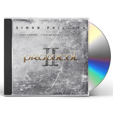 Simon Phillips PROTOCOL 2 CD