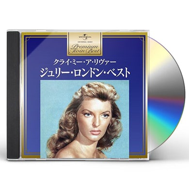 Julie London CRY ME A RIVER CD