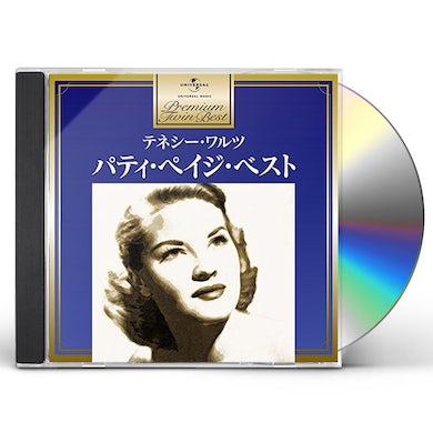 Patti Page TENESEE WALTZ CD